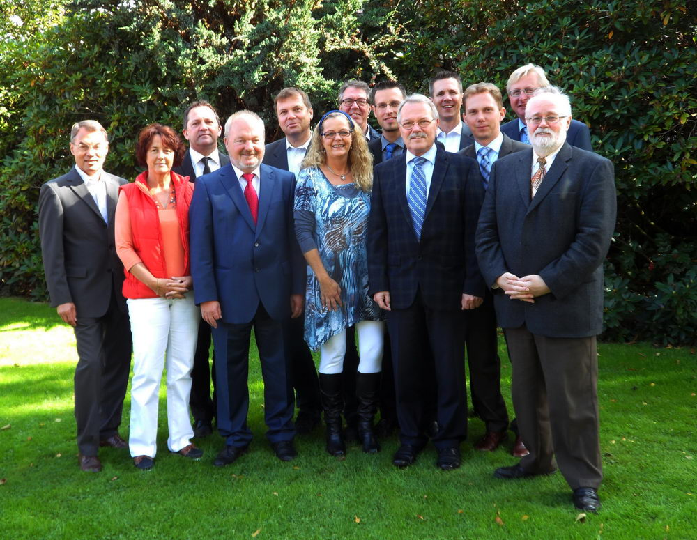Team der Repräsentanz H. Schacht GmbH
